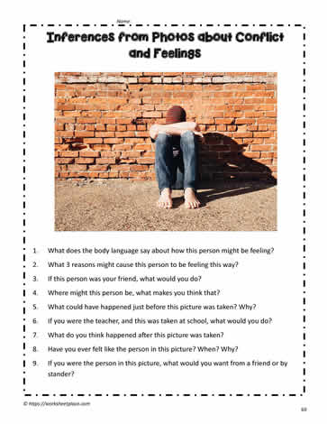 Inferring Feelings of Others