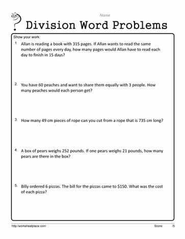 Two and 3 Digit Word Problems
