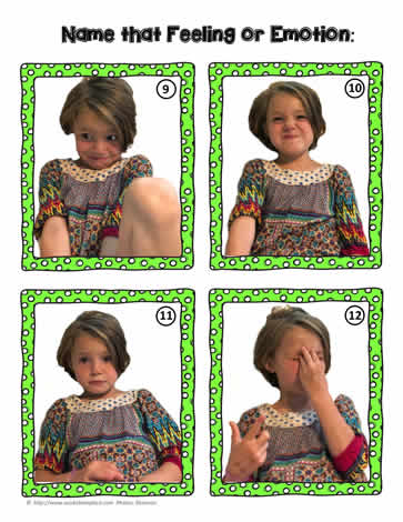 Emotion Photos Learning