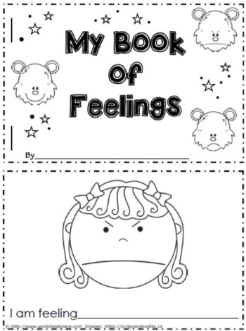Feelings Booklet