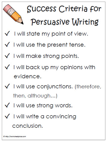 strong words for persuasive writing Help students use strong verbs in their writing with this word choice lesson plan  teaching word choice: using strong verbs  how to write a persuasive essay.