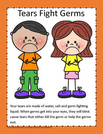 Our Germ Fighters - Tears