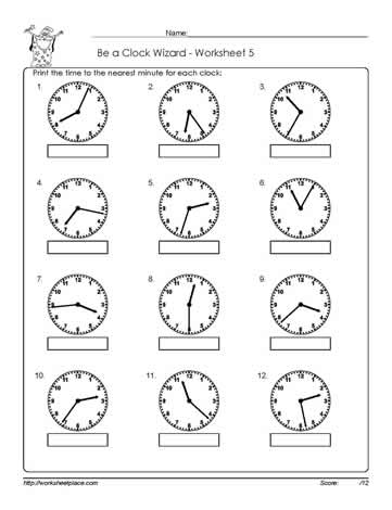 Telling-Time-Worksheet-5