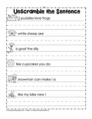 grammar for writing year 5