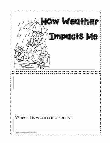 A Weather Booklet