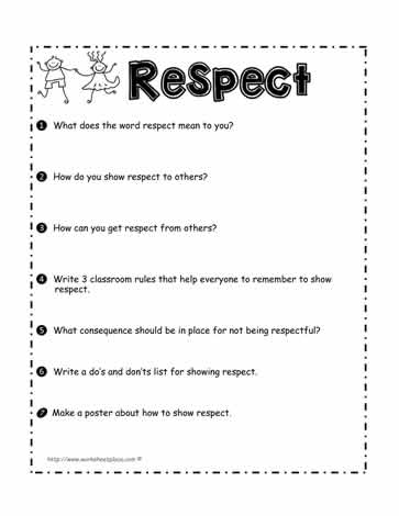 respect property essay