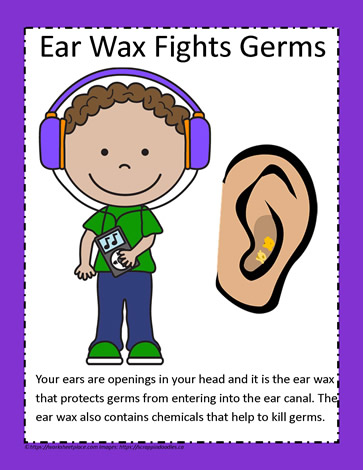 Our Germ Fighters - Ear Wax