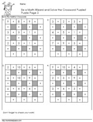 Addition-Crossword-Puzzle-3