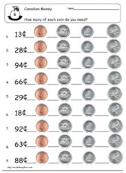 How Many of Each Coin?
