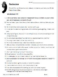 Comma-Worksheet-5