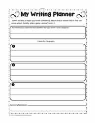 Expository Planner