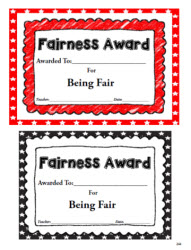 Fairness Award