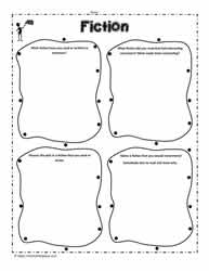 Fiction Worksheet