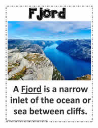 Poster of Fjord