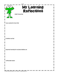 Learning Reflections