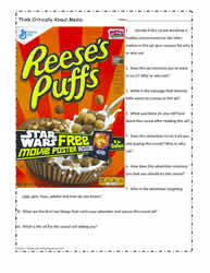 Cereal Ad to Analyze