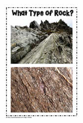 Poster for Metamorphic Rock