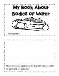 Mini Water Booklet