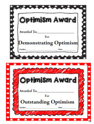 Optimism Award