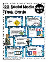 A Set of Task Cards