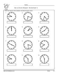 Telling-Time-Worksheet-4