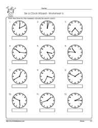 Telling-Time-Worksheet-6