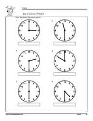 Telling-Time-Half-Hour-Worksheet-4