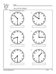 Telling-Time-Half-Hour-Worksheet-5