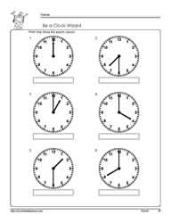 Telling-Time-Half-Hour-Worksheet-7