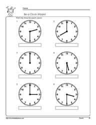 Telling-Time-Half-Hour-Worksheet-9