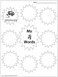 My Jj Words