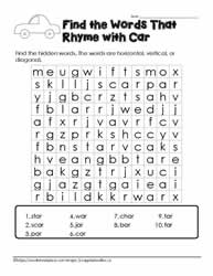 ar Word Search