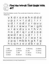 Wordsearch for dr