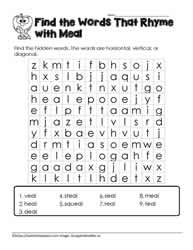 eal Word Search