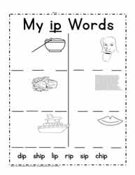 Print ip Words
