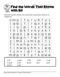 it Word Search