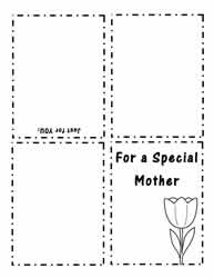 Make A Mother's Day Card
